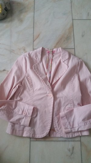 Denim Blazer light pink-pink