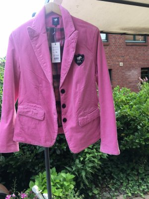 Polo sylt Blazer stile Boyfriend multicolore