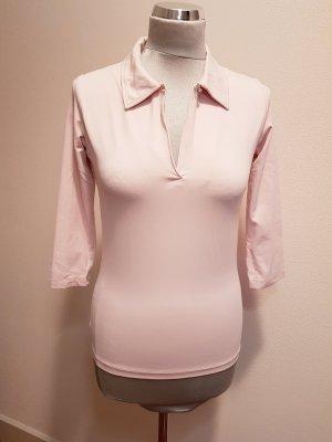 Camicetta a blusa rosa pallido
