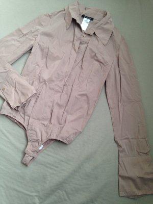 Patrizia Pepe Bodysuit Blouse pink-dusky pink