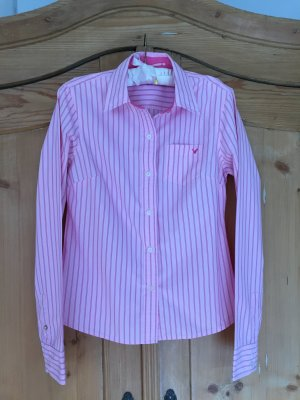 Rosa Bluse von American Eagle Outfitters