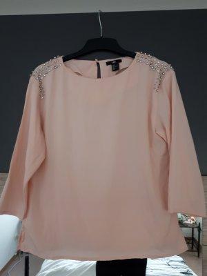 Rosa Bluse von H&M