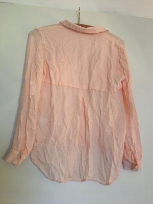 Rosa Bluse von Mango, XS, nur einmal getragen