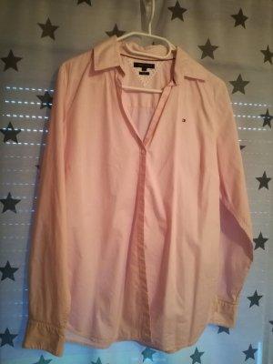 rosa Bluse von Tommy Hilfiger