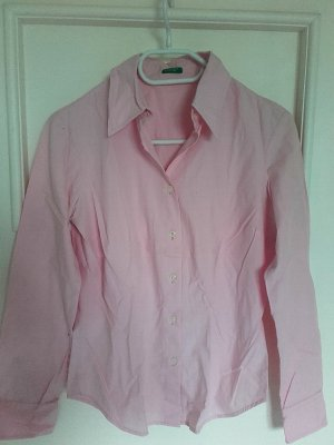 Rosa Bluse von United Colors Of Benetton