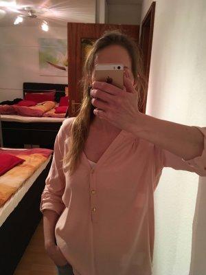 Rosa Bluse von Vero Moda