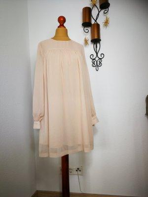 Rosa Blusenkleid von H&M