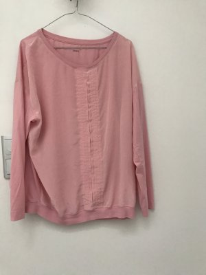 Marc Cain Slip-over blouse rosé