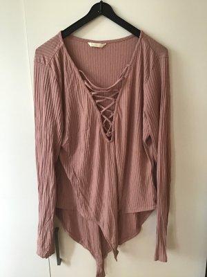 H&M Shirt Body pink