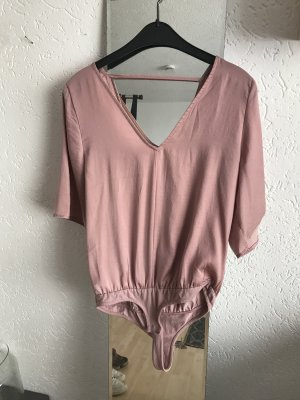 Noisy May Bodysuit Blouse pink-dusky pink
