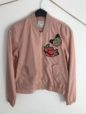 Vero Moda Bomber Jacket pink-light pink