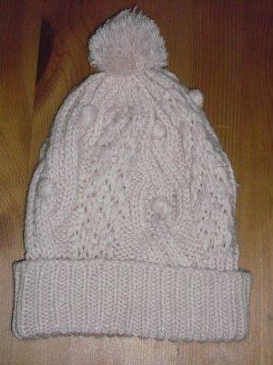 rosa Bommel-Mütze für den Winter von Atmosphere