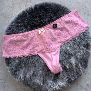 Hunkemöller Pantalone pigiama rosa-rosa