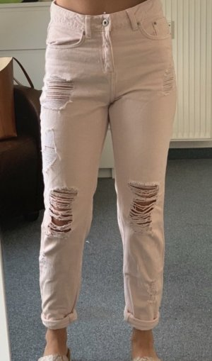 Rosa Boyfriend Jeans