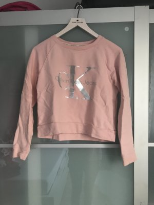 Rosa Cropped Pullover Calvin Klein
