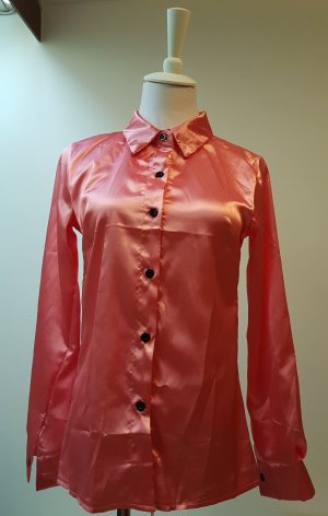 Rosa Damen Bluse