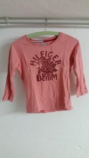 tommy hilfiger pullover rosa gebraucht kaufen nur 4 st. Black Bedroom Furniture Sets. Home Design Ideas