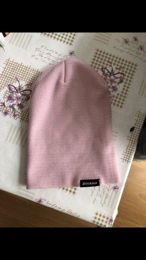 Rosa Dickies Mütze