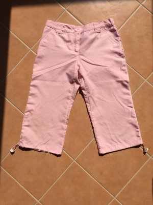 pantalonera rosa claro-blanco Poliéster