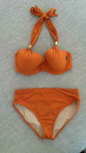 Rosa Faia Schalen Bikini ungetragen 75D