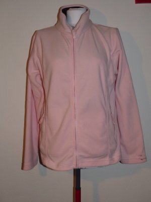 Fleece Jackets pink polyester