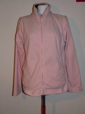 rosa farbende Fleece Jacke - wie neu von New View