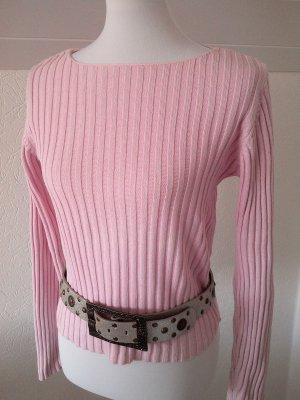 rosa farbener Pulli,Pullover,Shirt,Gr.32/34