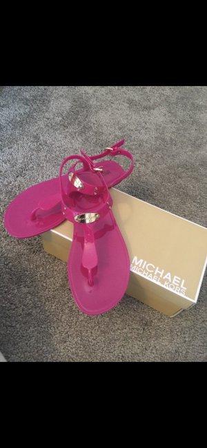Rosa Flach Schuhe