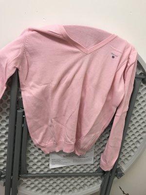 Gant Long Sweater light pink