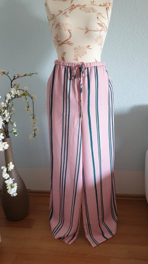 Topshop Palazzo Pants multicolored polyester