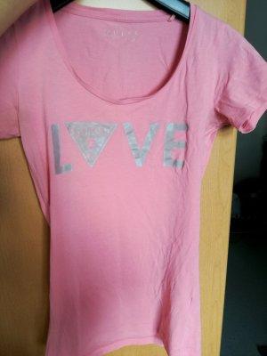 Rosa Guess T-Shirt