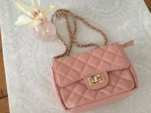 Mini Bag pink-gold-colored