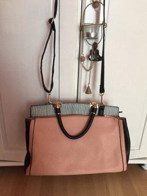 Rosa Handtasche Umhängetasche