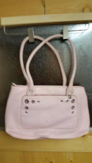 Rosa Handtasche von Esprit