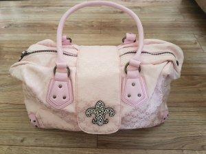 Rosa Handtasche von Friis & Company