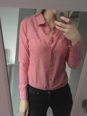 Rosa Hemd Vero Moda