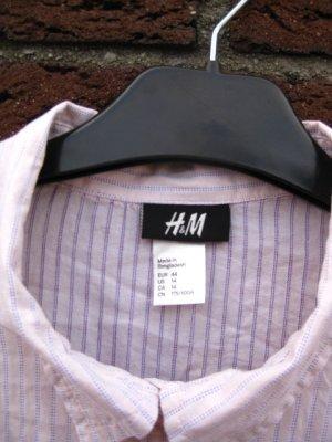 rosa Hemdbluse von H&M Größe 44