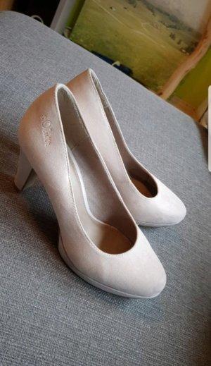 rosa High Heels von s.Oliver