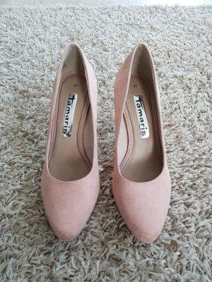 Rosa High Heels von Tamaris