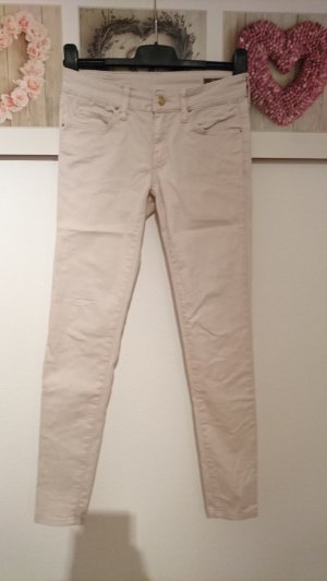Mango Jeans Stretch Trousers pink