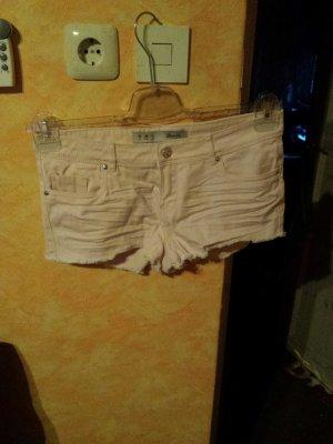 rosa Hotpants/kurze Hose Größe 38