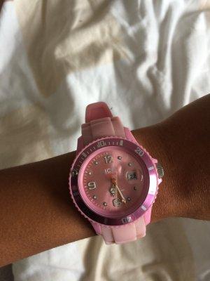 Rosa Ice watch Uhr zu verkaufen