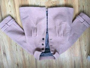 Zara Basic Short Jacket pink