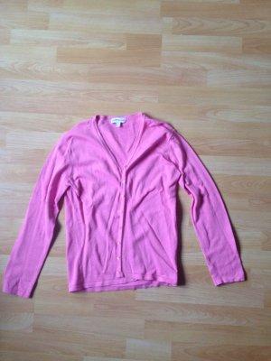 Esprit Veste chemise rose