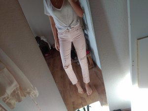 Zara Pantalon rose