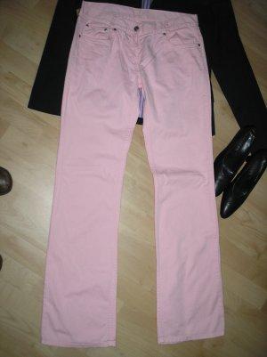 Rosa  Jeans Benetton  - Ital. Gr. 42 (entspricht 36)
