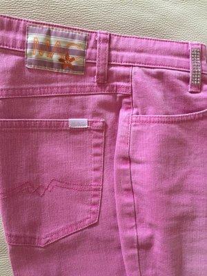 Rosa Jeans von Mac