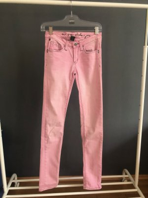 rosa Jeans von one green elephant