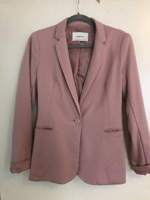 rosa Jerseyblazer
