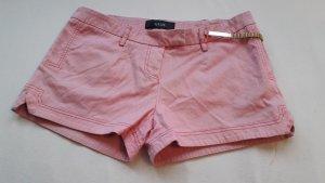 VERSUS Versace Pantalón corto color oro-rosa